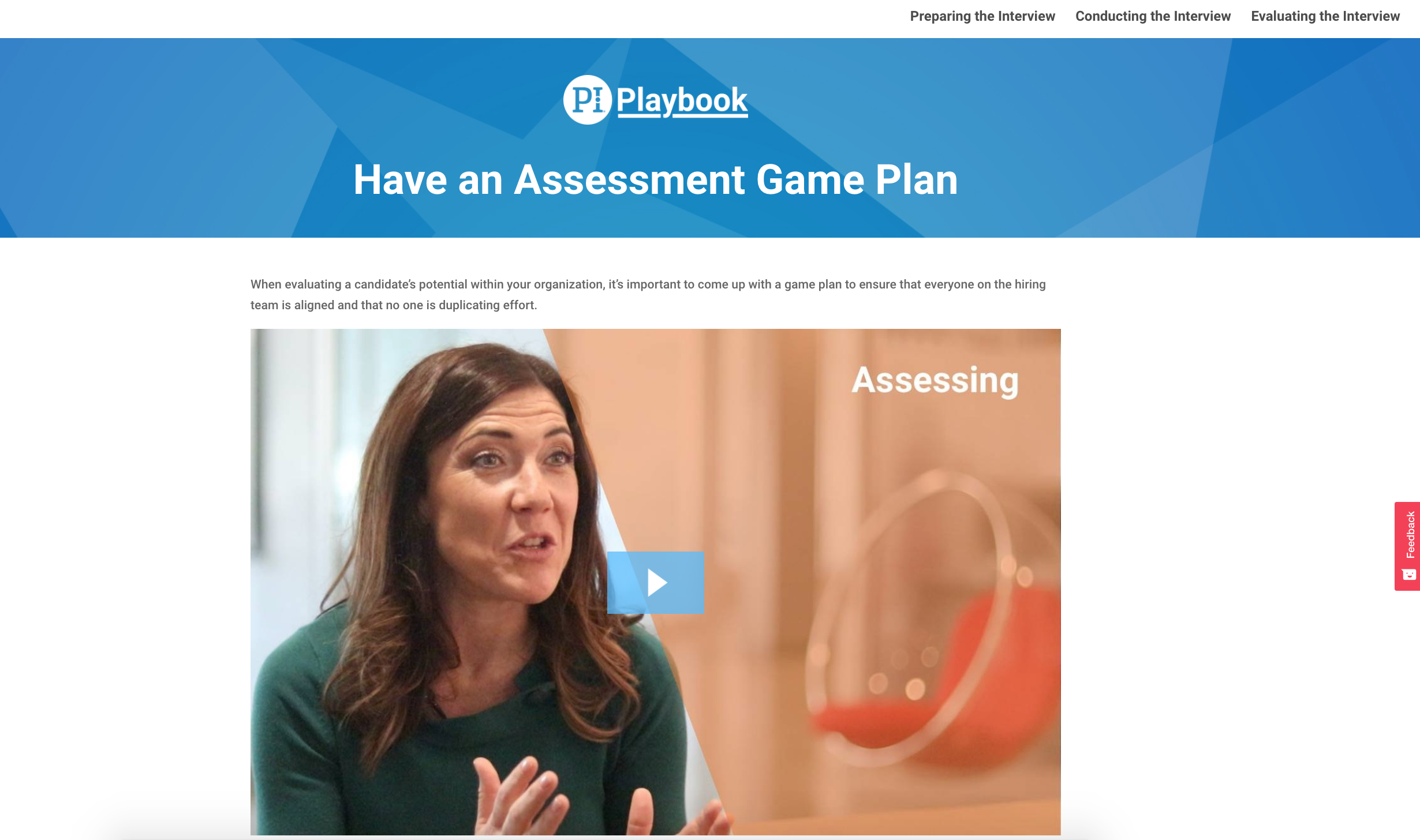 Playbook_AssessmentGameplan